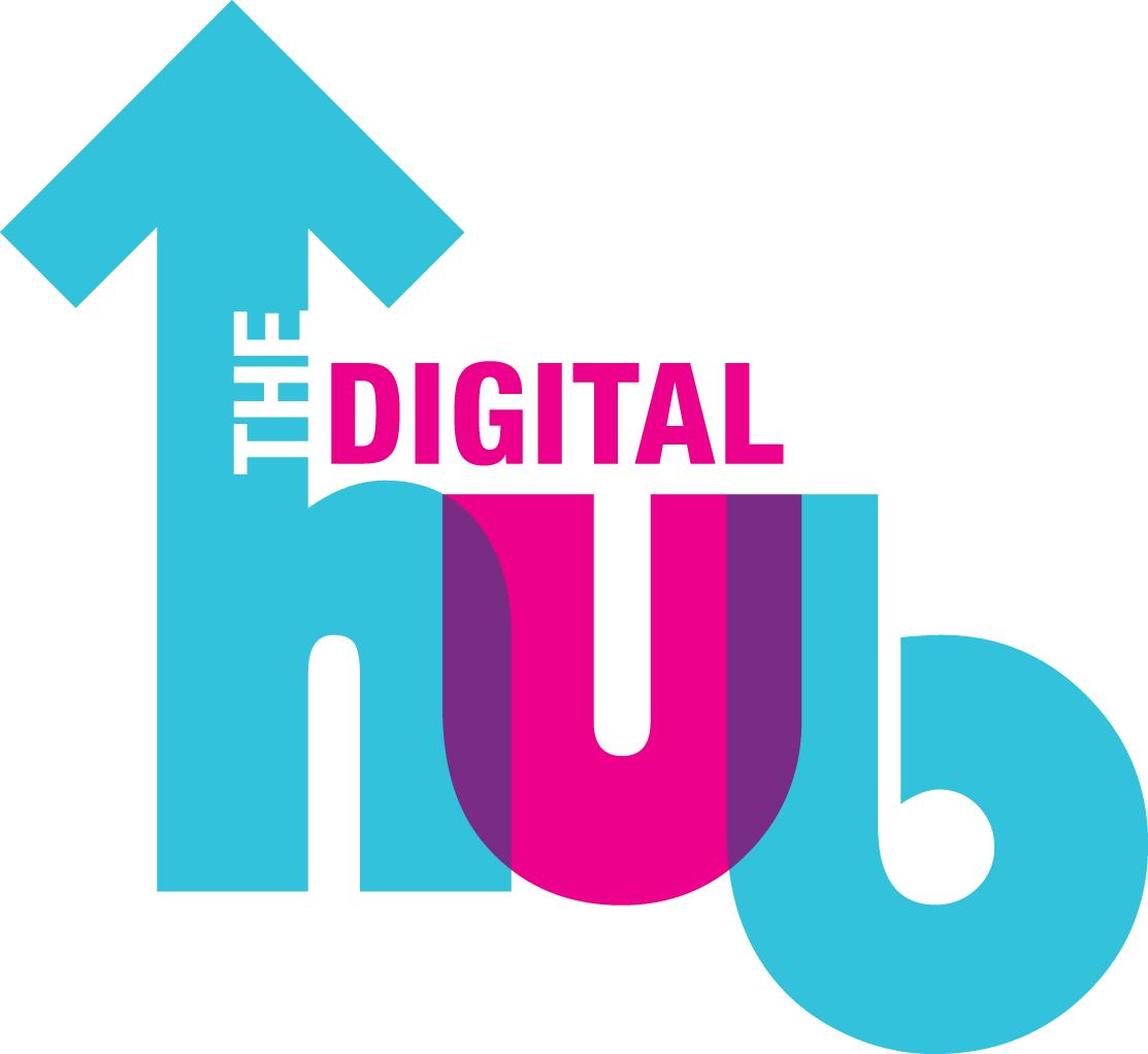 Hub logo digital master