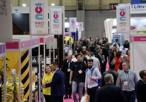 A thriving impulse sector draw record numbers at National Convenience Show and the UK Food Shows